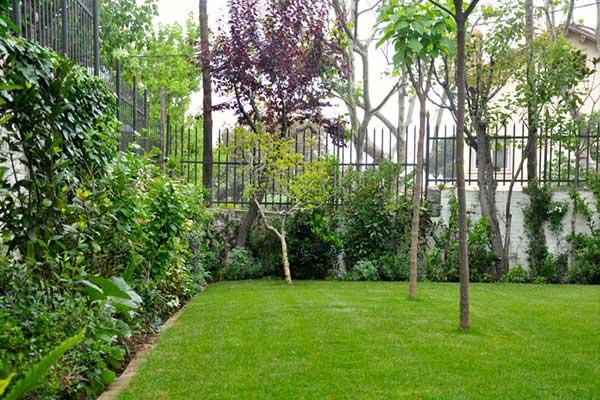 disseny jardins a Sant Cugat