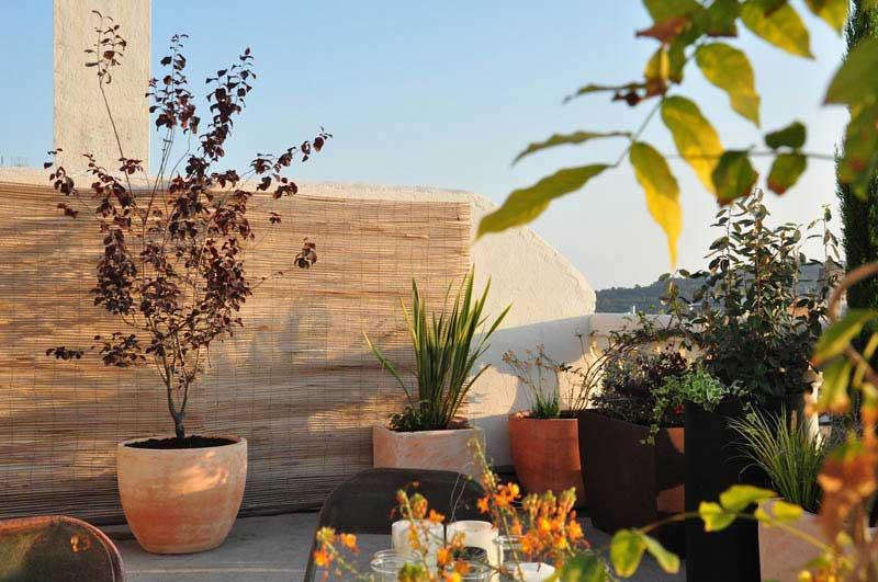 diseño integral de terraza