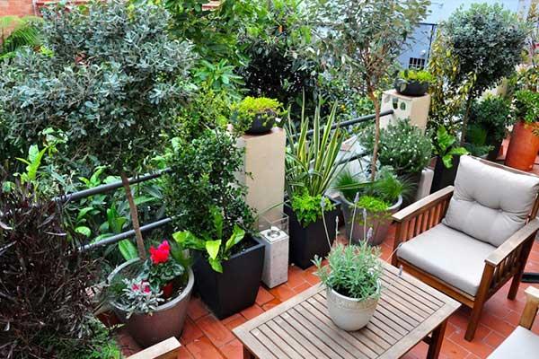 disseny terrassa Guinardó
