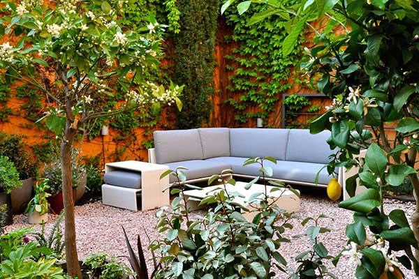 diseño de jardines Gracia