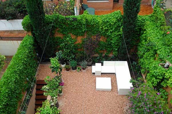 diseño integral de jardín