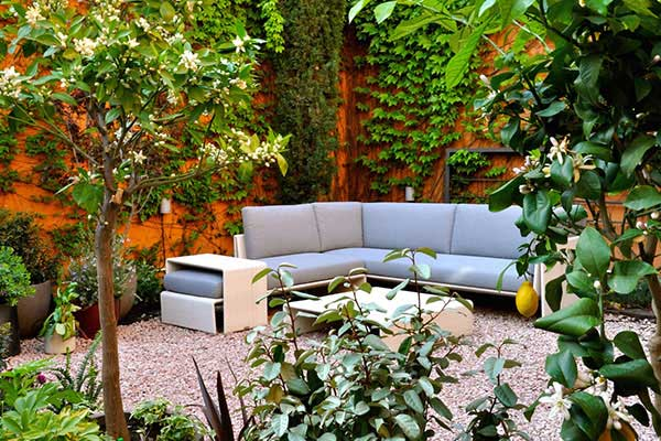 disseny de jardins Gràcia