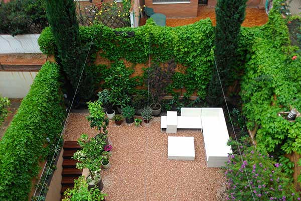 disseny integral de jardí