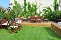 disseny integral de terrassa a àtic