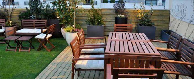 tendències en jardins i terrasses 2016