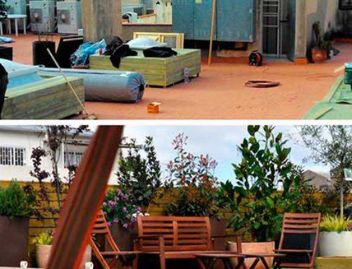 Creación de Jardines y Terrazas con Ésverd