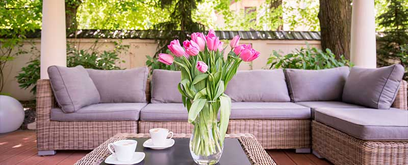 Muebles de exterior blog sverd jardiner a y paisajismo for Sodimac muebles de exterior