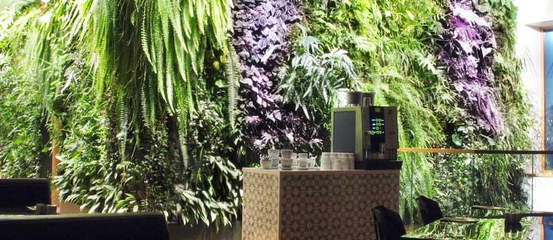 jardins verticals interiors