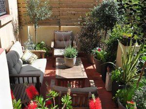Dise os paisajistas para patios peque os blog sverd for Jardines pequenos techados