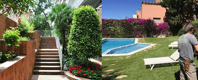 manteniment de jardins a comunitats de veïns