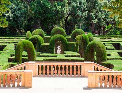 Los mejores Jardines de Barcelona