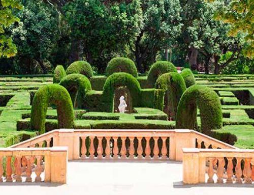 Els millors Jardins de Barcelona