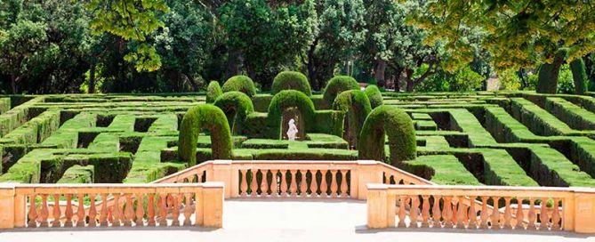 millors jardins de Barcelona