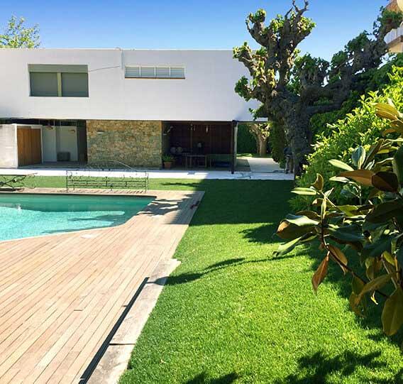 Proyectos de jardiner a en barcelona sverd jardiner a y for Proyecto jardineria