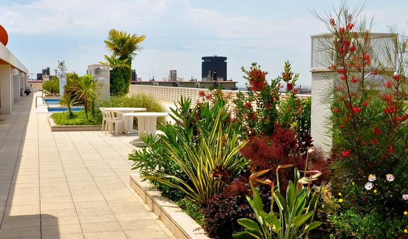 proyectos de terrazas barcelona