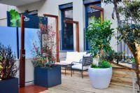 terrassa al carrer Mallorca
