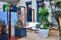 terraza en calle Mallorca