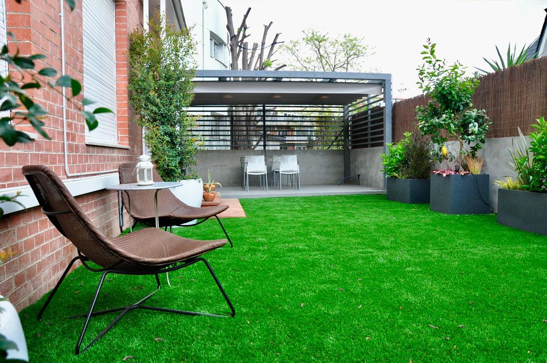 projecte de jardí a Cardedeu