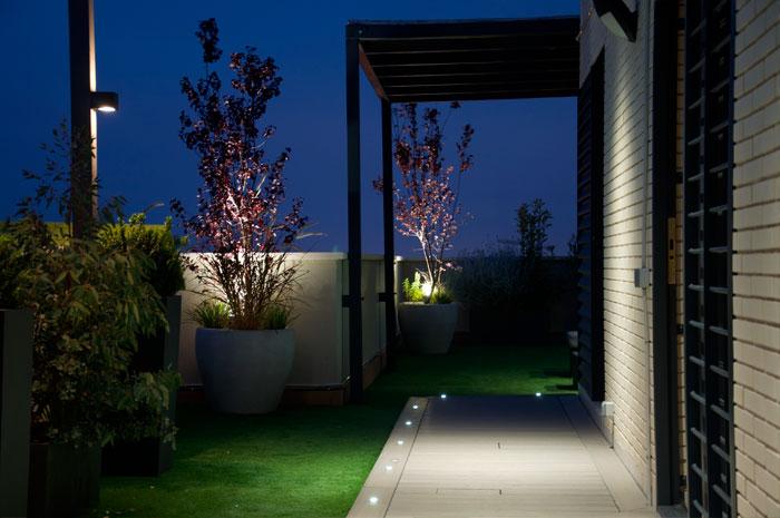 proyecto de terraza en Sant Just Desvern